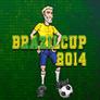 Le Brésil Fifa 2014